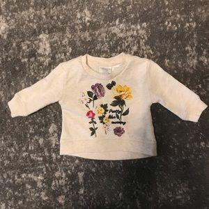 Baby Crew Neck Sweatshirt